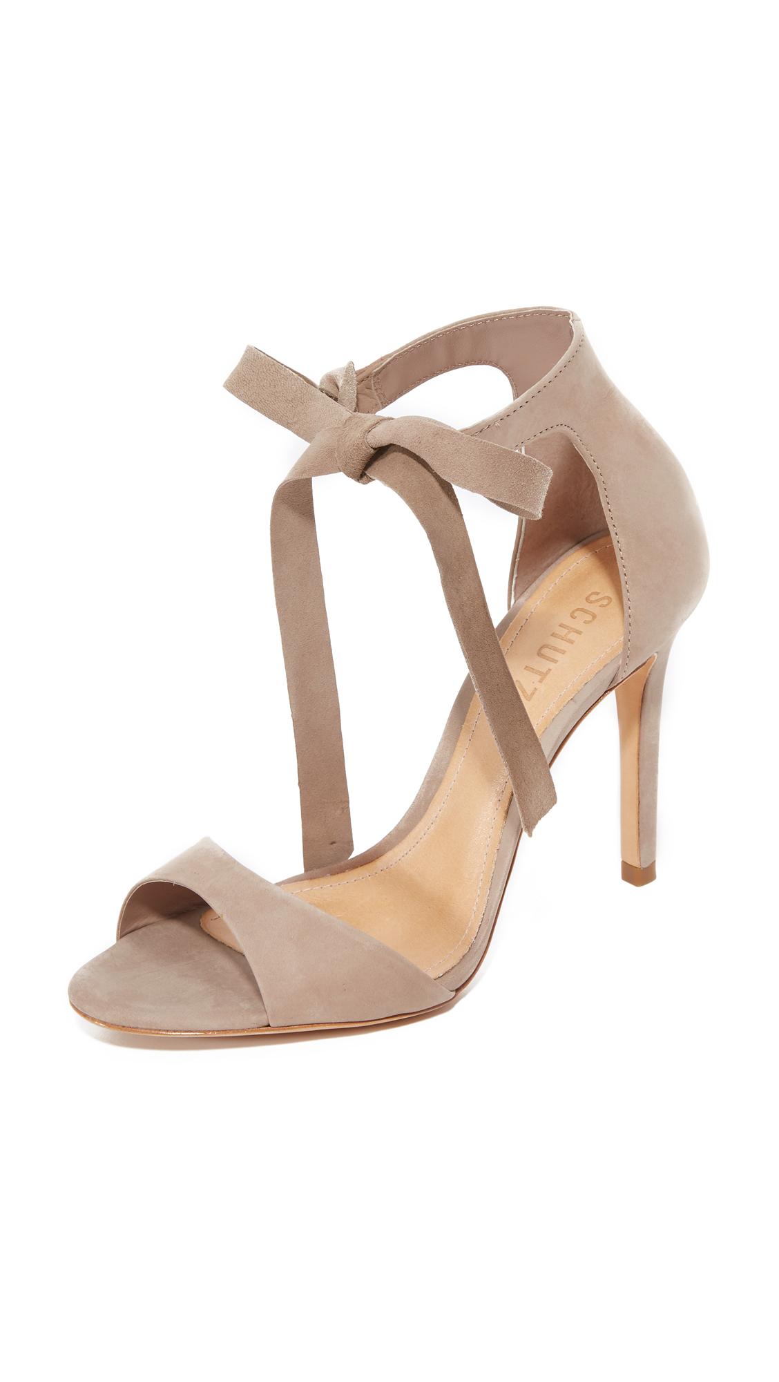 Schutz Rene Tie Sandals | SHOPBOP