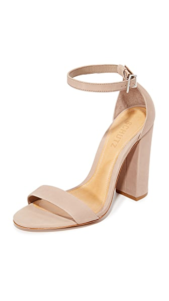 Schutz Enida Sandals - Neutral