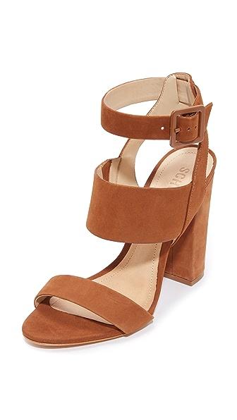 Schutz Franzen Sandals
