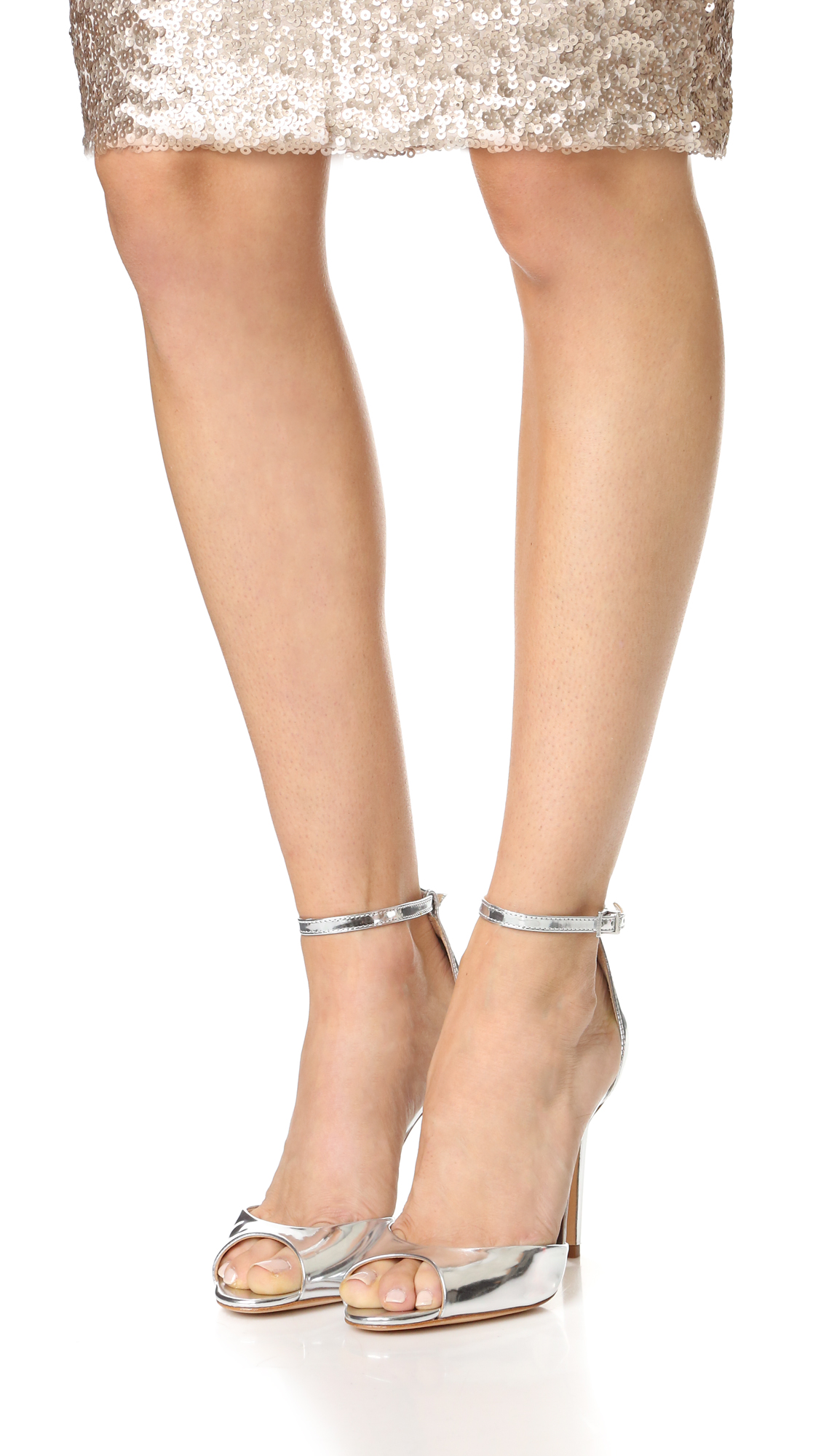 Schutz Women's Saasha Lee Ankle Strap Sandal oVeKdv