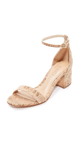 Schutz Chimes City Sandals Shopbop