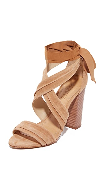 Schutz Dream Sandals - Desert