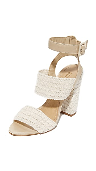 Schutz Glendy Sandals