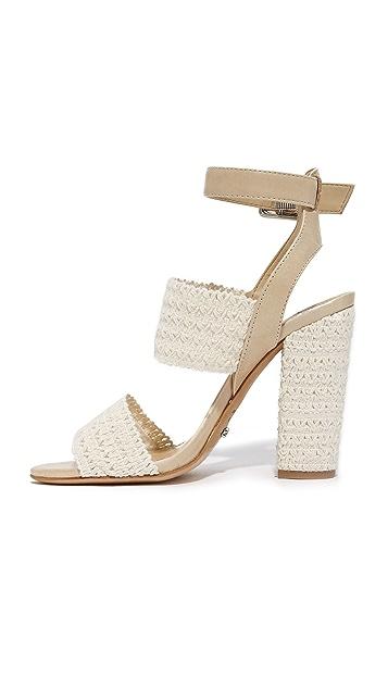 Schutz Glendy Sandals