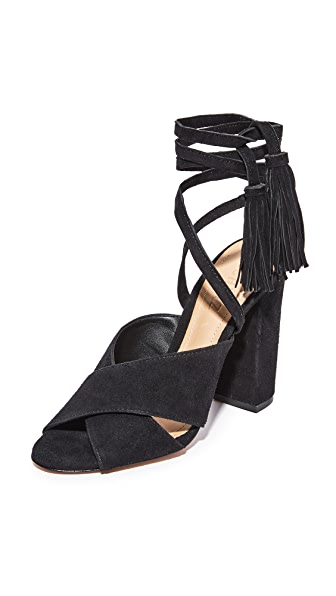 Schutz Damila Wrap Sandals