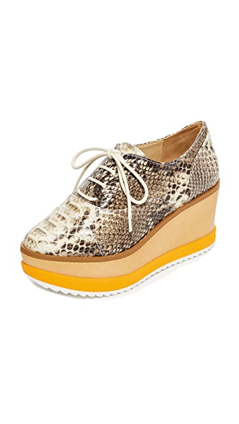 Schutz Zaza Platform Oxfords