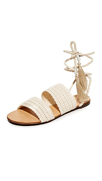 Schutz Zendy Wrap Sandals