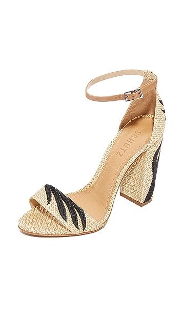 Schutz Caroline Sandals