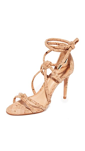 Schutz Nadira Sandals - Natural