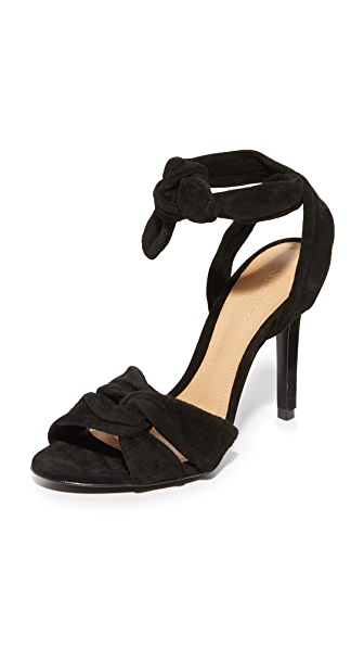 Schutz Monia Sandals - Black
