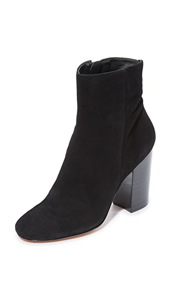 Schutz Ravan Booties In Black