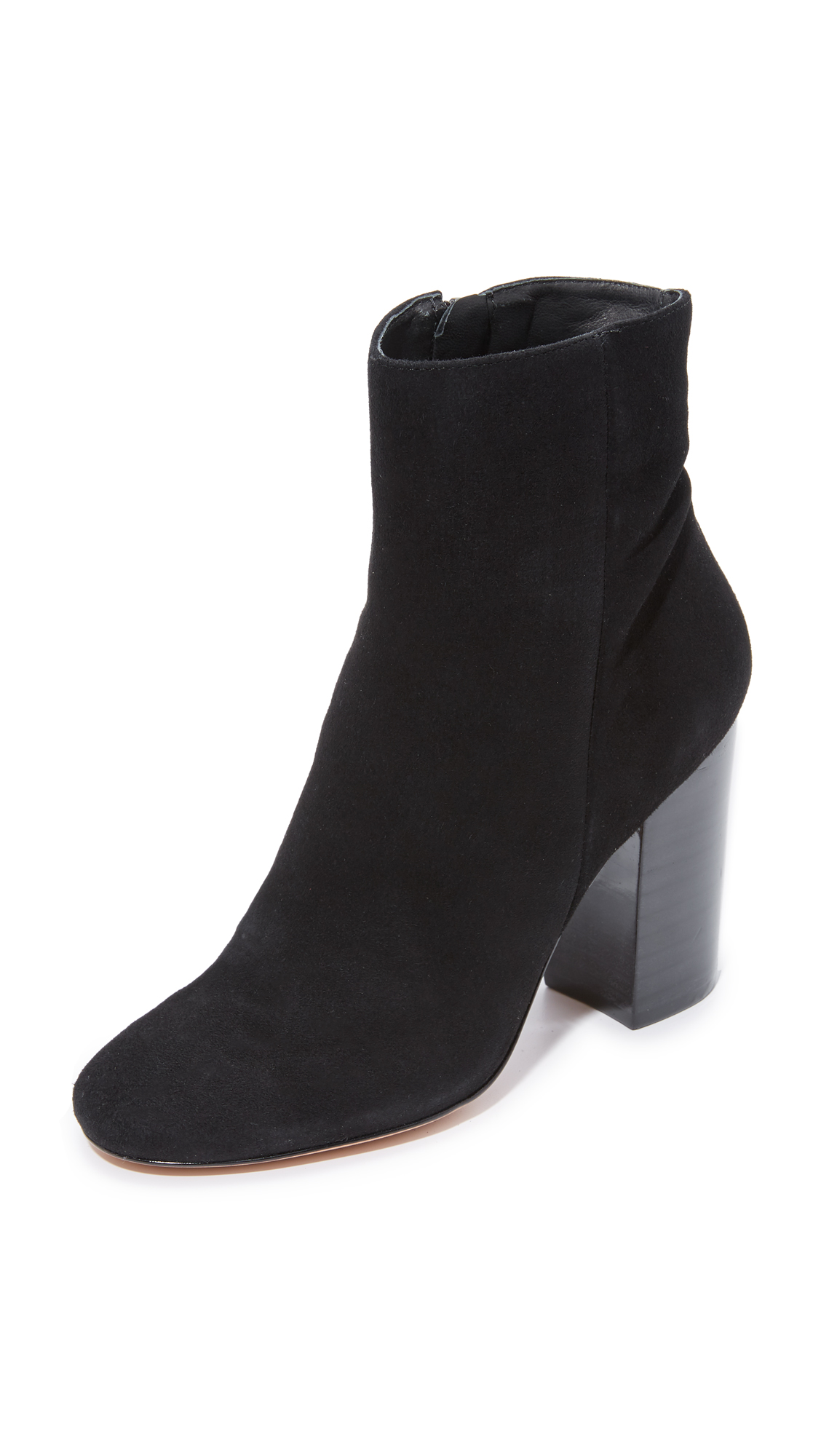 Schutz Ravan Booties - Black