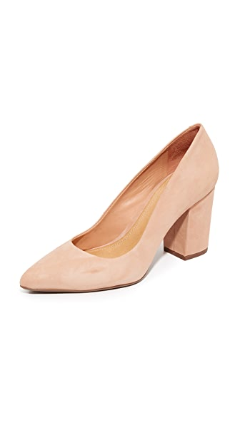 Schutz Moranita Pumps - Amendoa