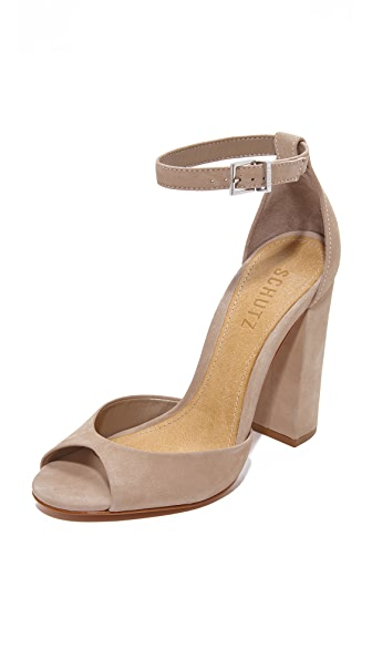 Schutz Odesa Sandals - Neutral
