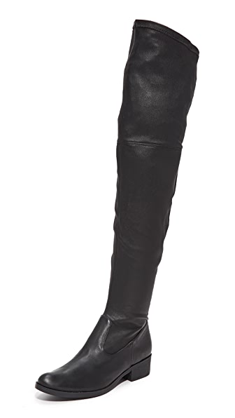 Schutz Rovari Over the Knee Stretch Boots