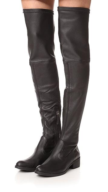 Schutz Rovari Over the Knee Stretch Boots