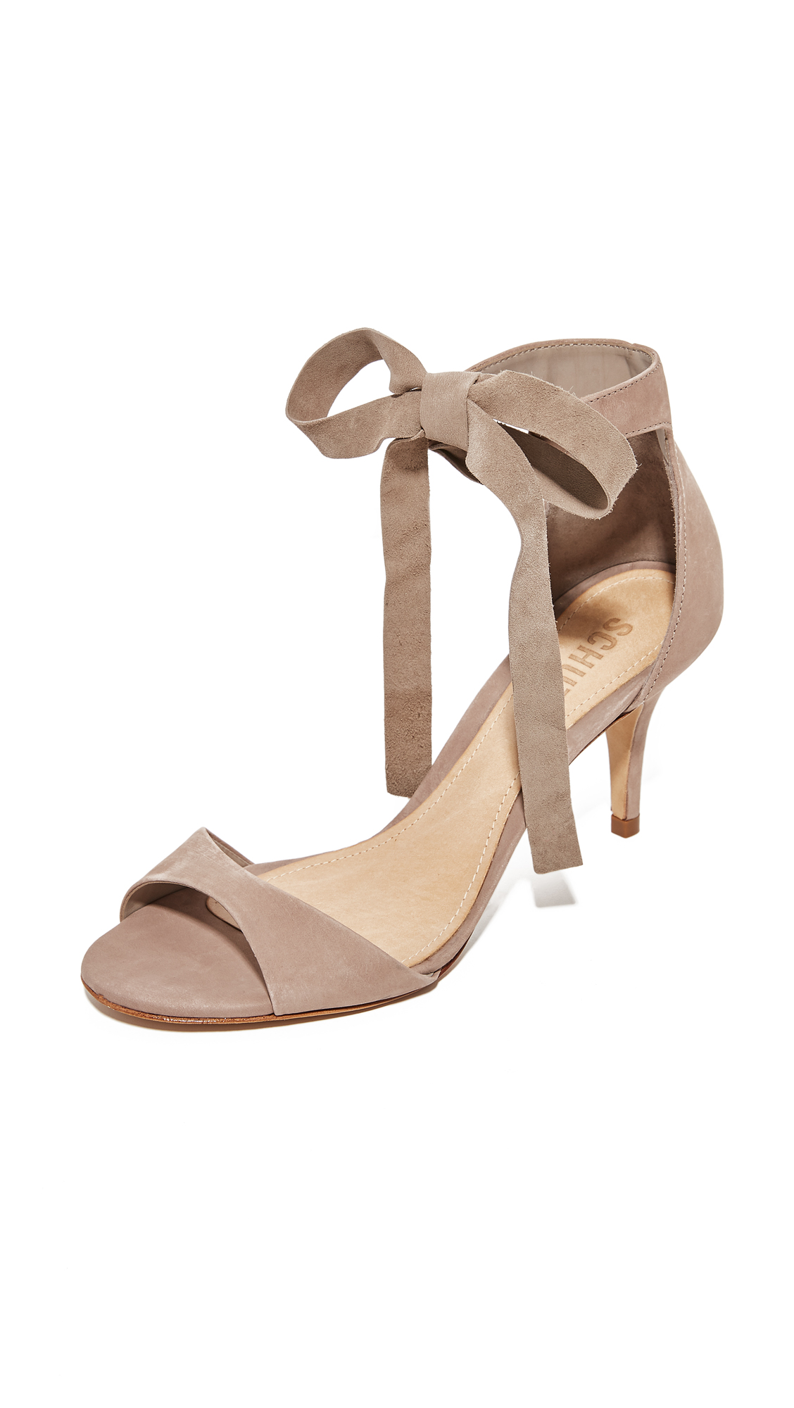 Schutz Tilan Wrap Pumps - Neutral