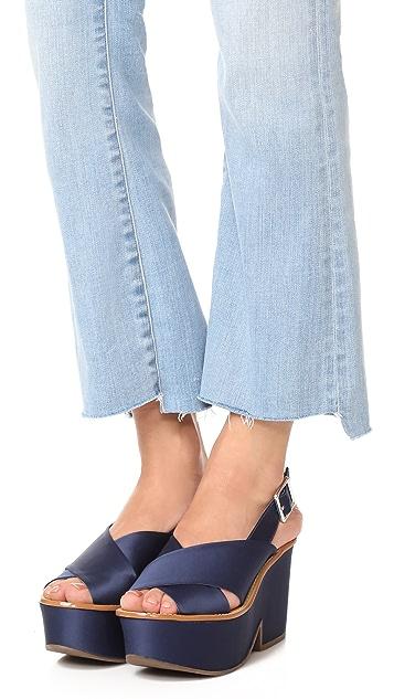 Schutz Miriam Platform Sandals