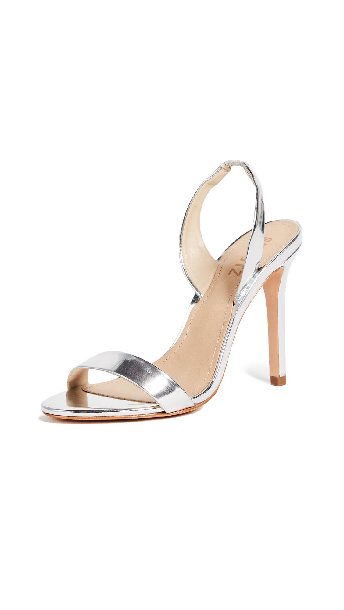 Schutz Luriane Sandals - Prata