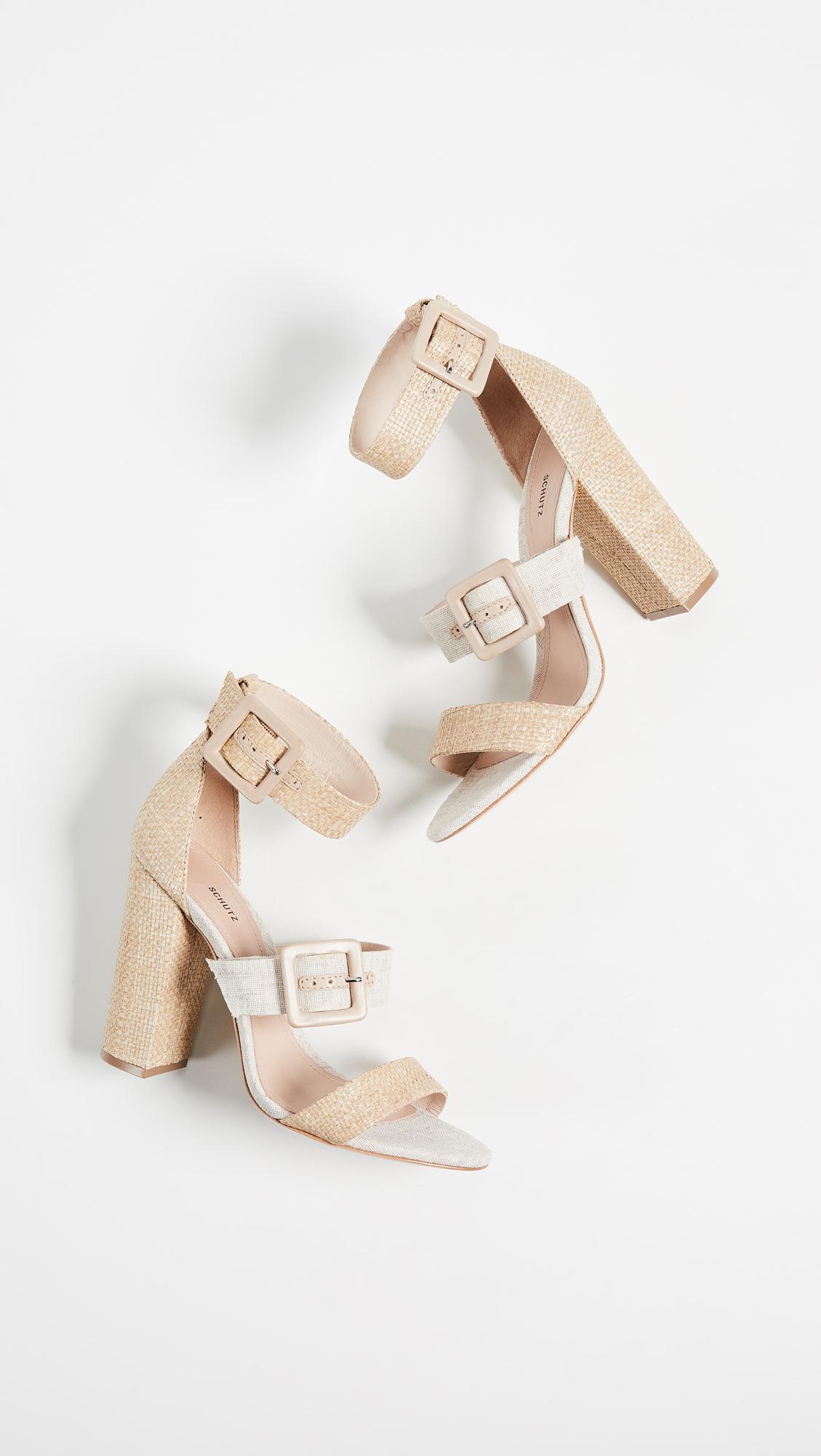 4783c41bcd1 Schutz Sarah Strappy Sandals