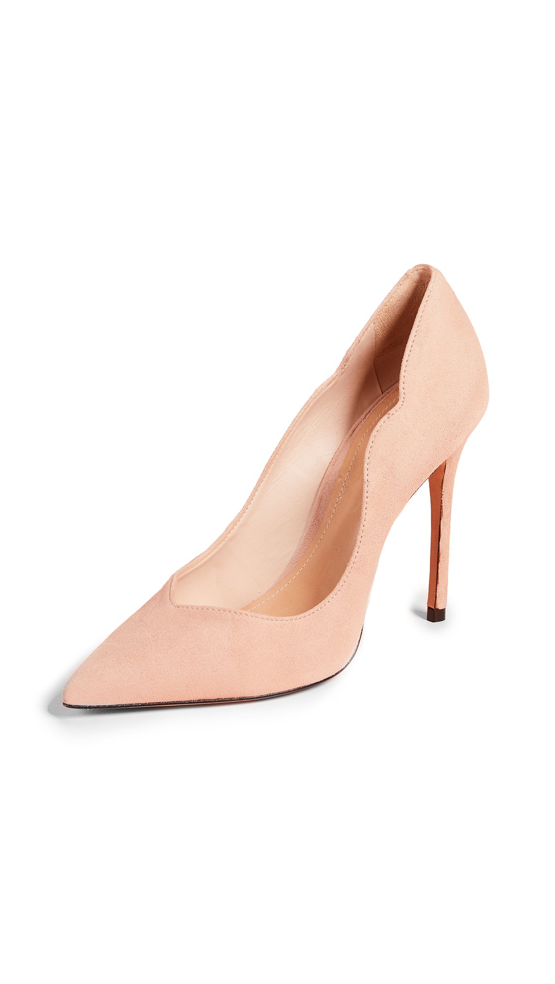 Buy Schutz Monaliza Point Toe Pumps online, shop Schutz