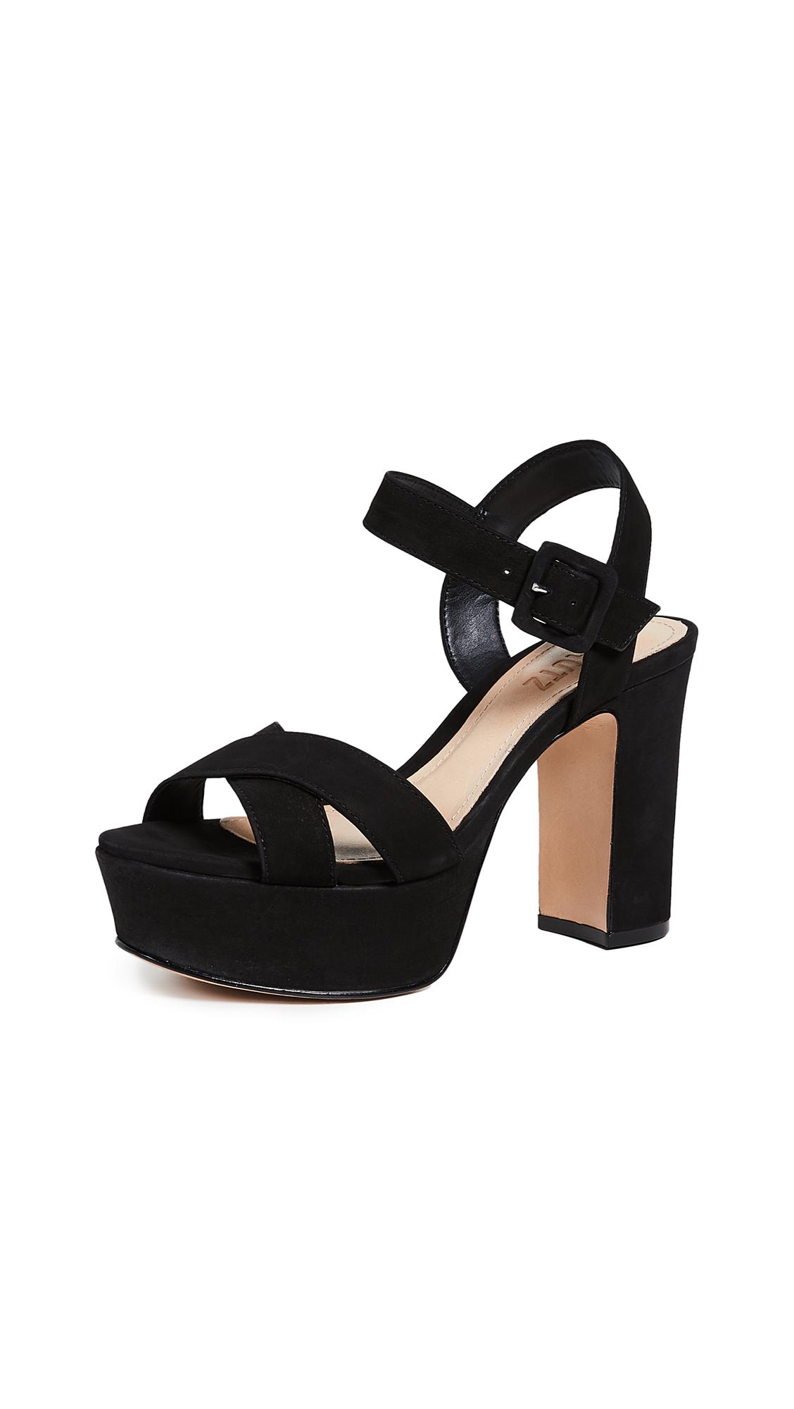 Schutz Tulia Platform Sandals