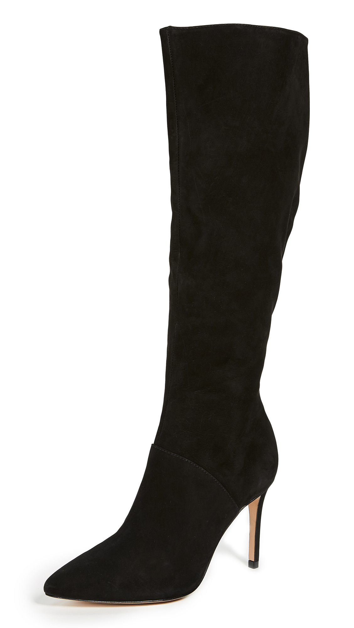 Schutz Eullalia Tall Boots - Black