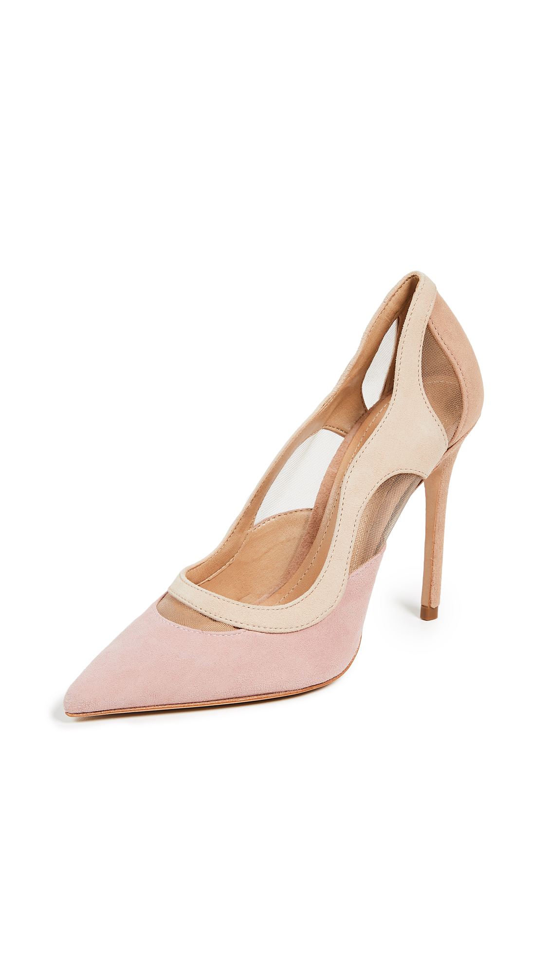 Poliany Point Toe Pumps in Pop from SCHUTZ-SHOES