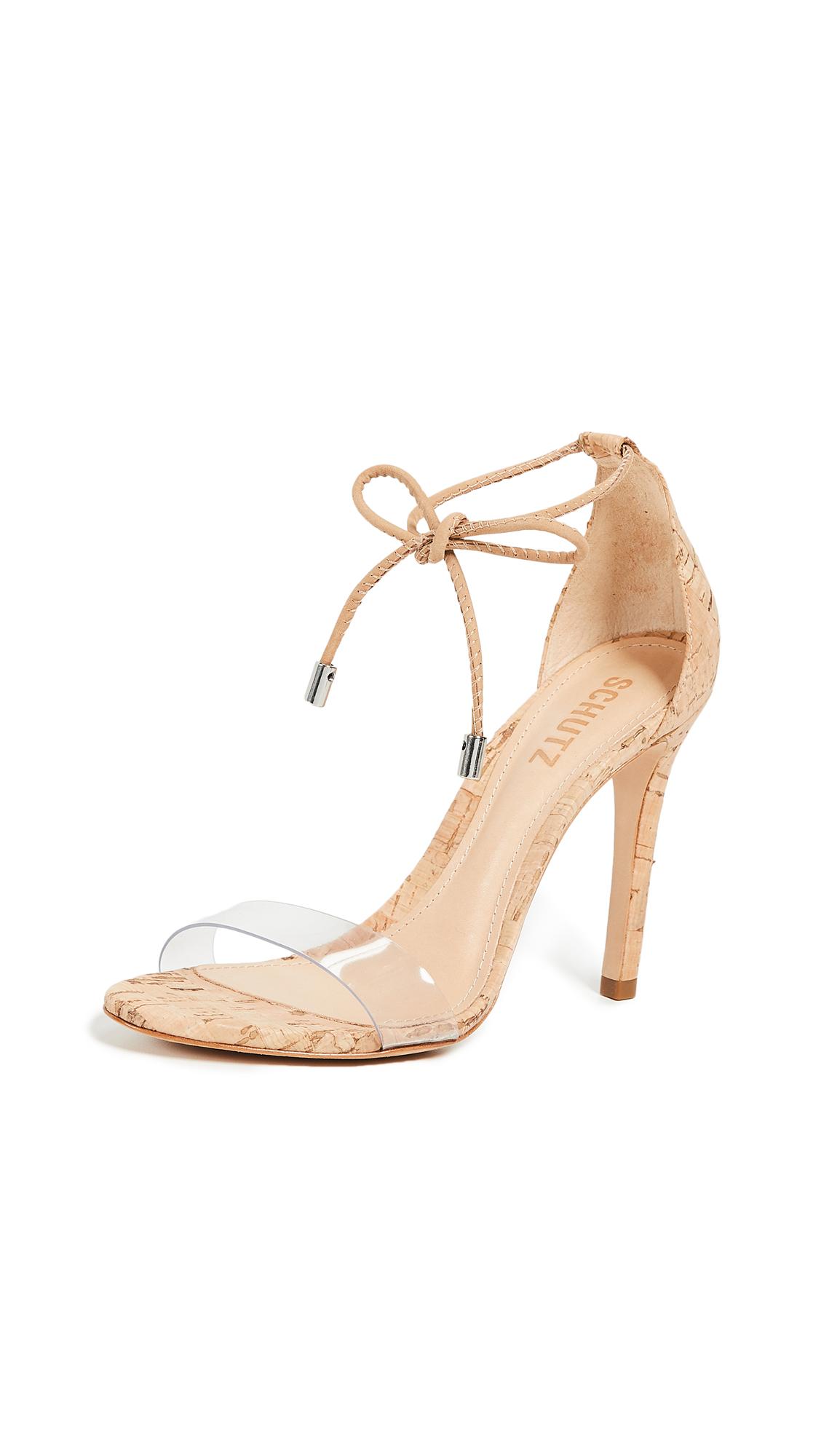 Schutz Joseanna Sandals - Natural
