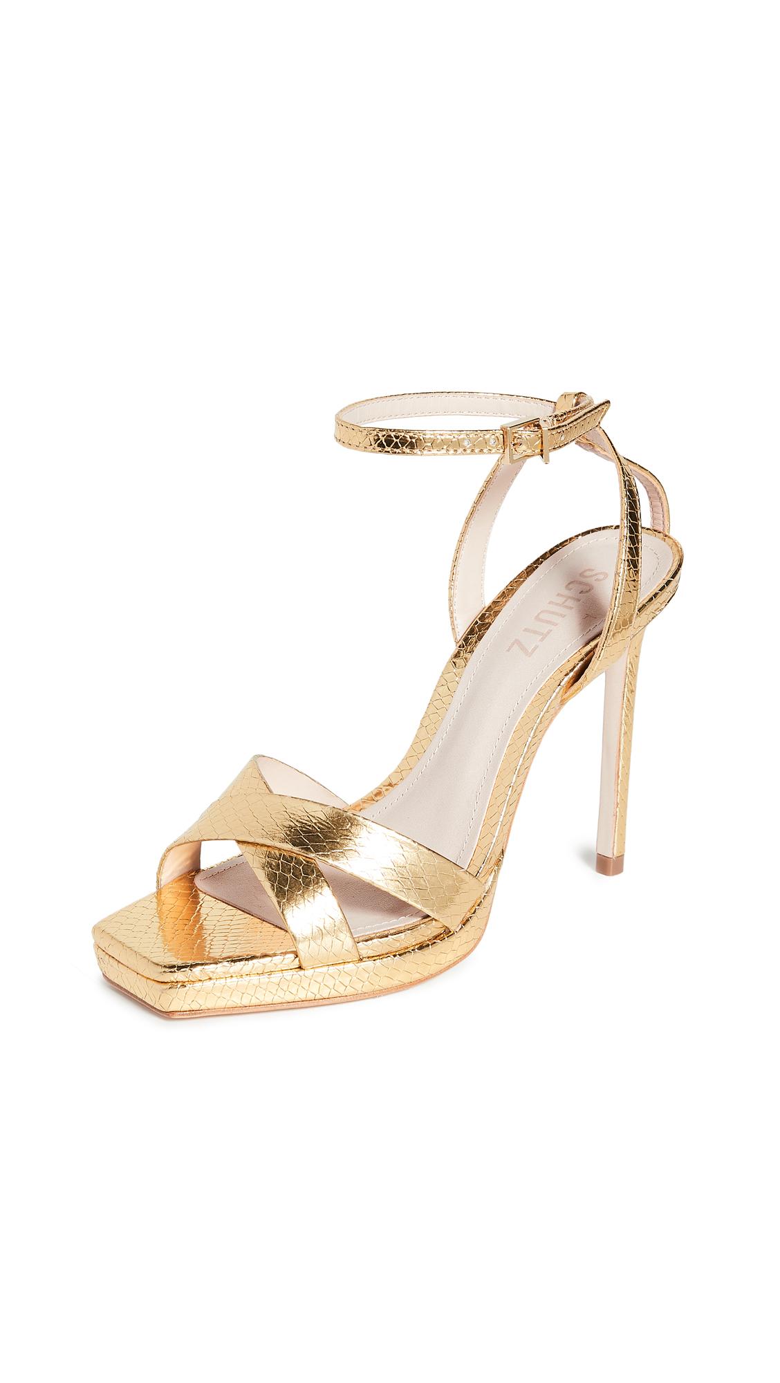 Buy Schutz online - photo of Schutz Ava Rose Sandals