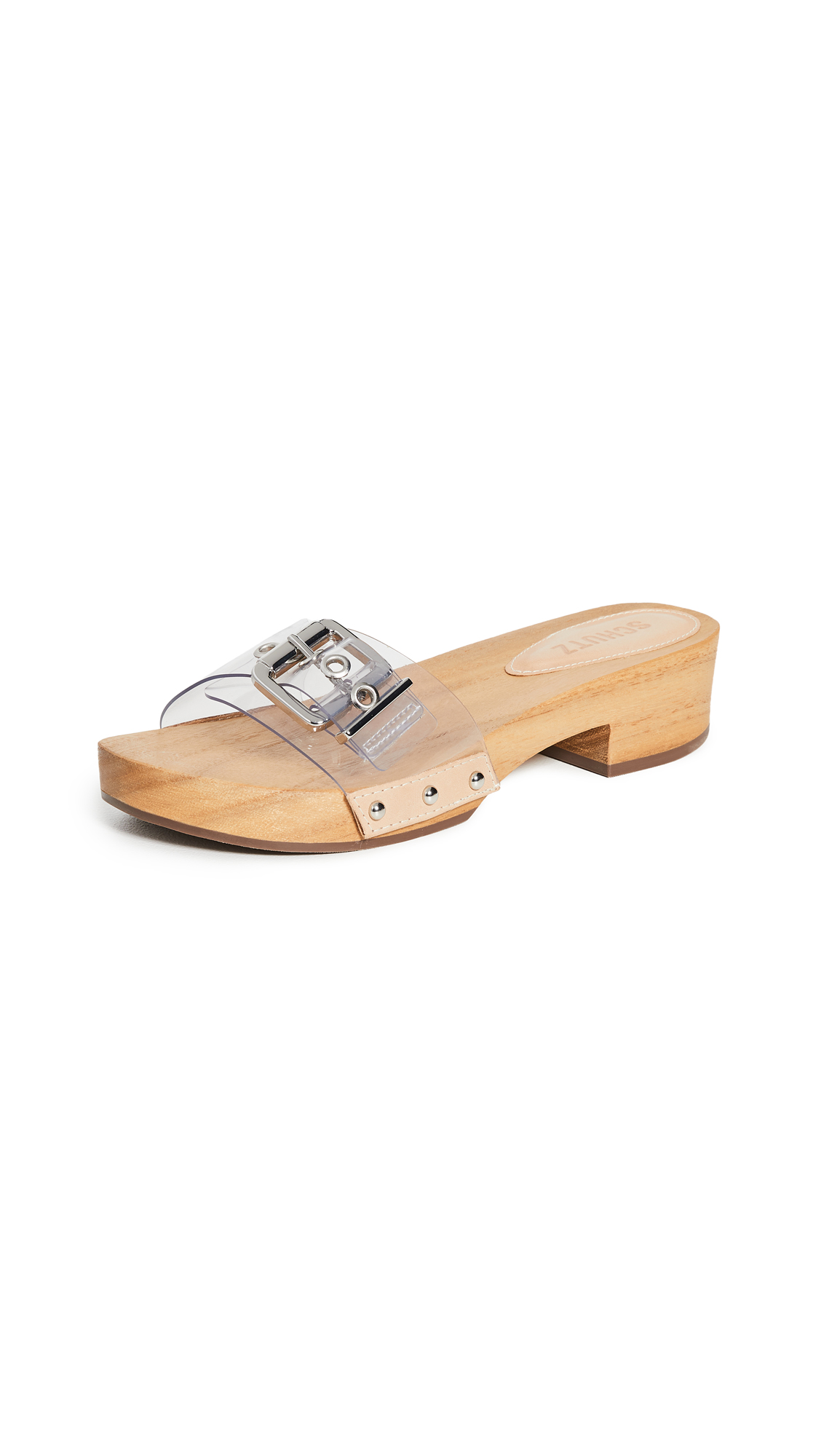Schutz Leonia 2 Clogs - 30% Off Sale