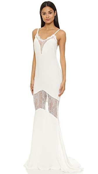 Stone Cold Fox Edwin Gown