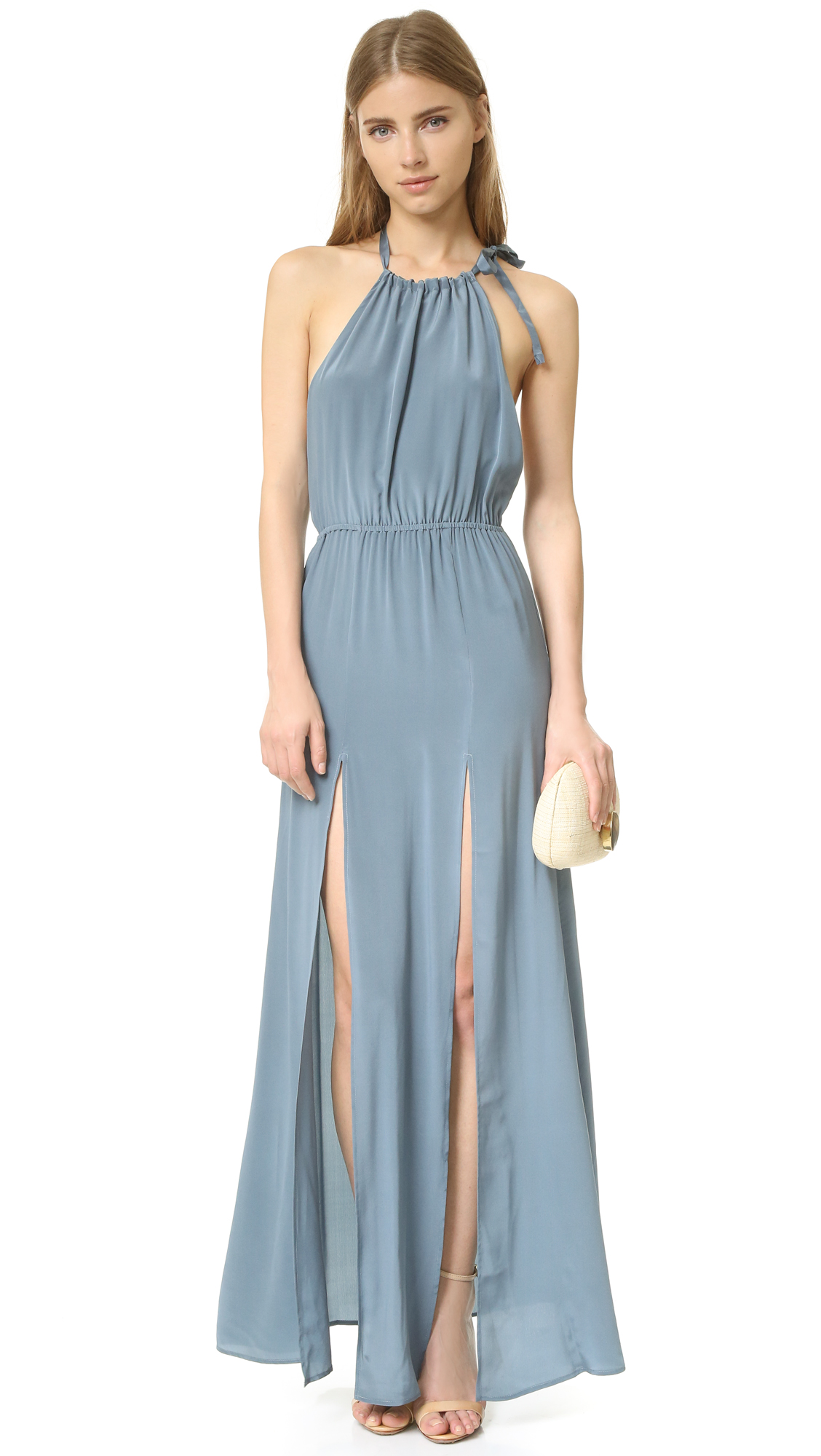 Stone Cold Fox Onyx Gown | SHOPBOP
