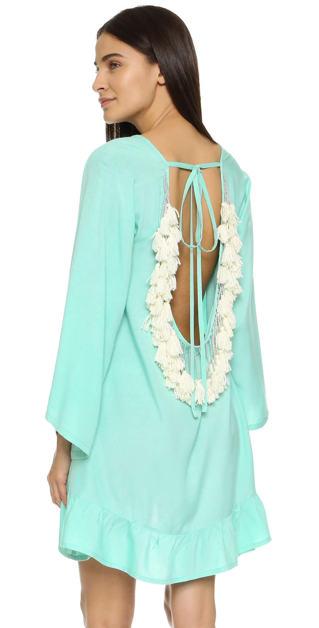 Indiana Basic Short Beach Dress SUNDRESS