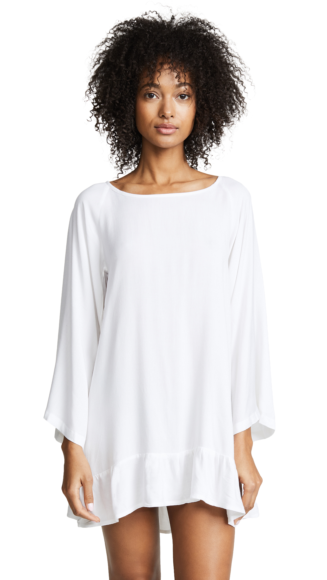 CANNELLE COVER UP DRESS