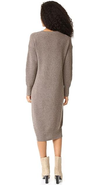Sea Sweater Dress