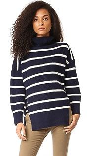 Sea 条纹毛衣
