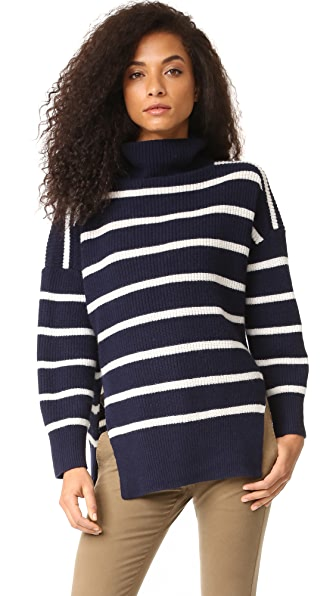 Sea Striped Sweater