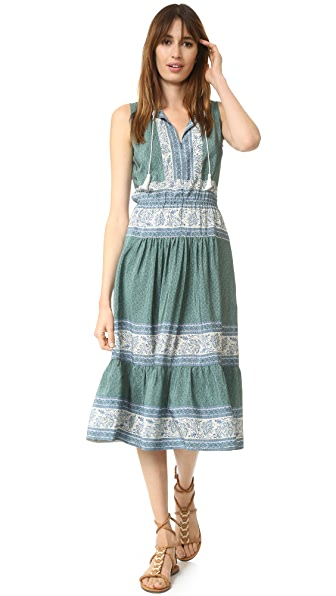 Sea Sleeveless Sabine Dress