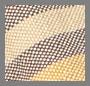 Natural/Yellow Stripe