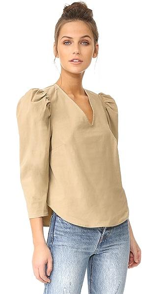 Sea Рубашка с укороченными рукавами