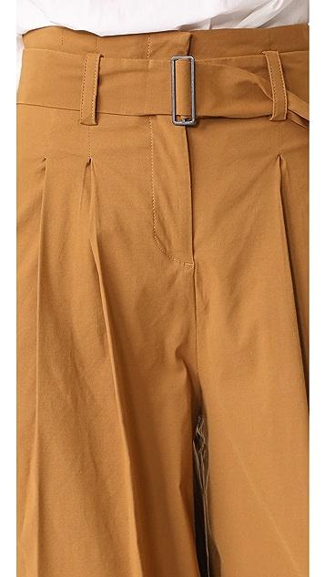 Sea High Waisted Pants