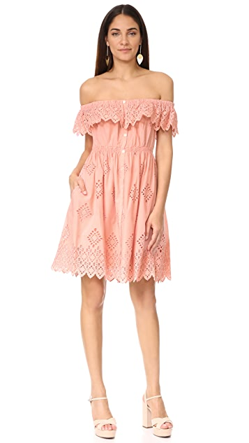 Sea Daniella Ruffle Dress