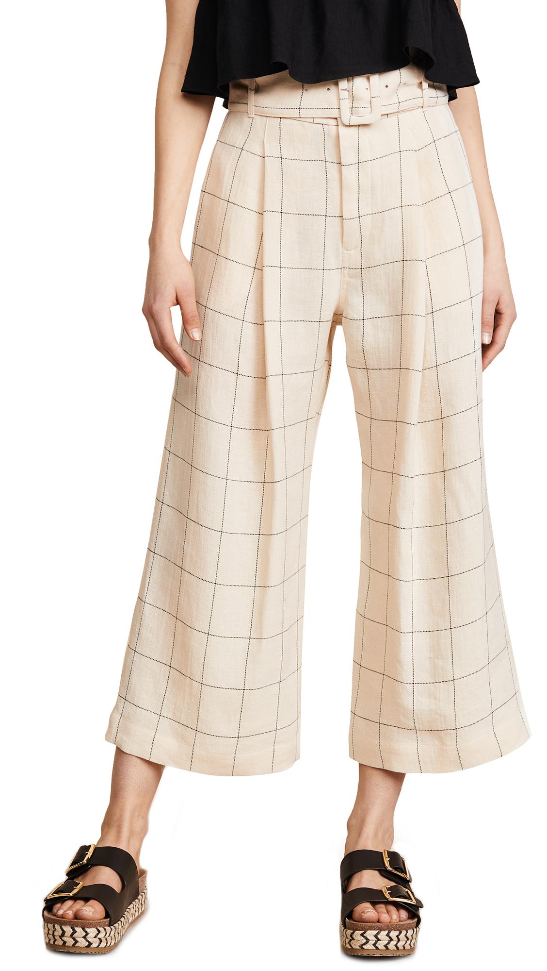 Hadley Pants in White