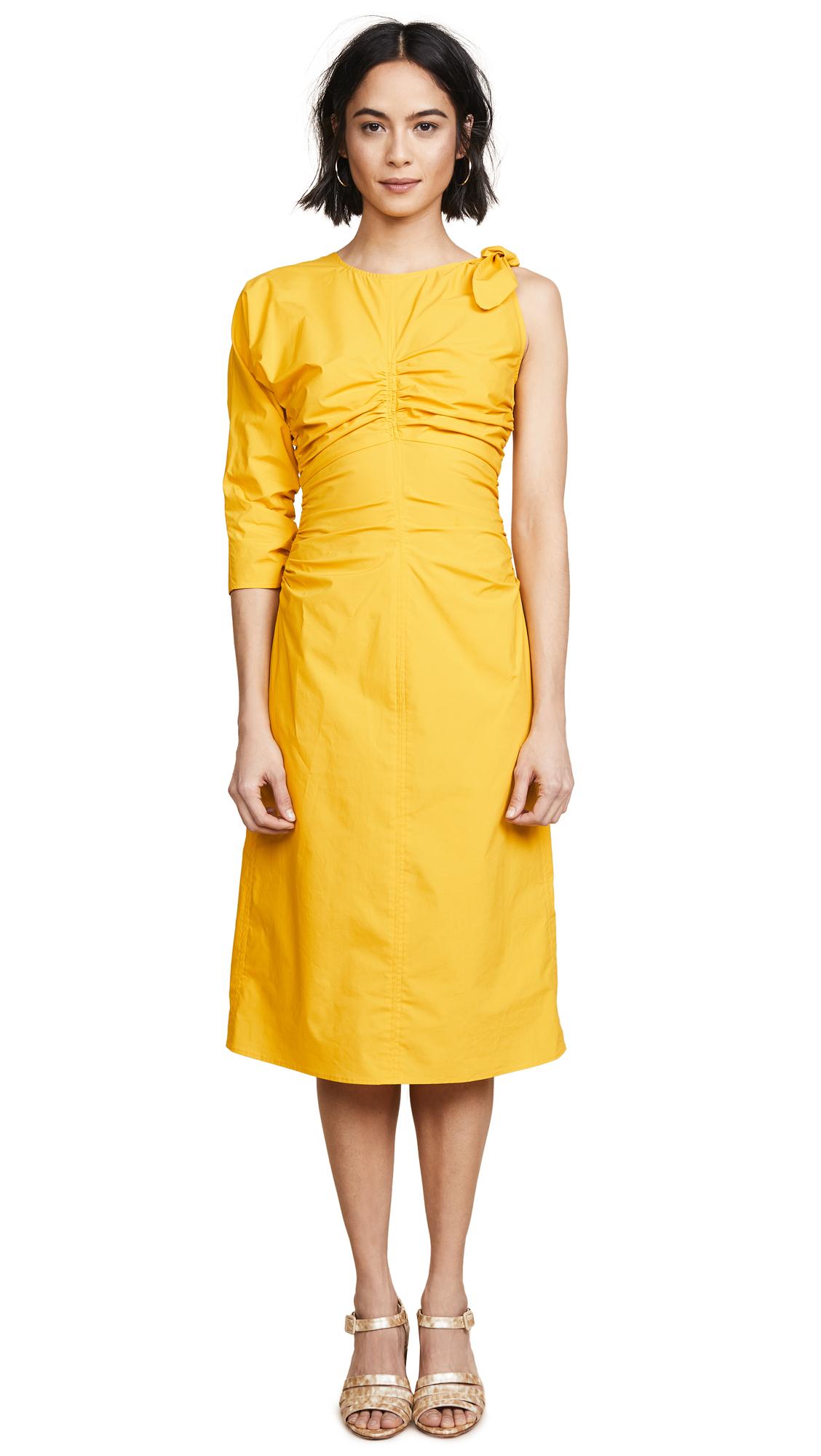 Sea  CLOTA SHOULDER DRESS