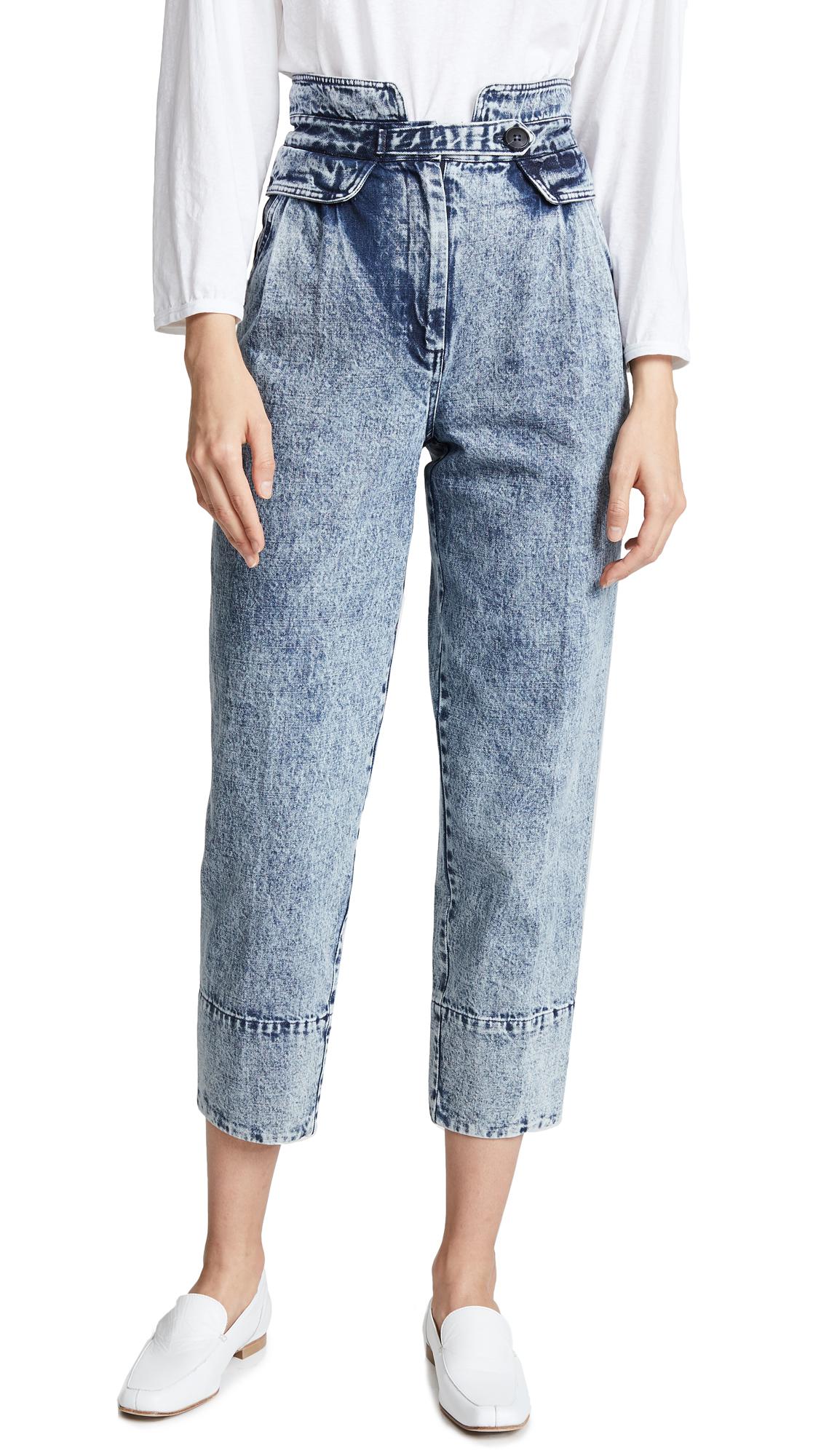 Sea Jocelyn Acid Wash Jeans