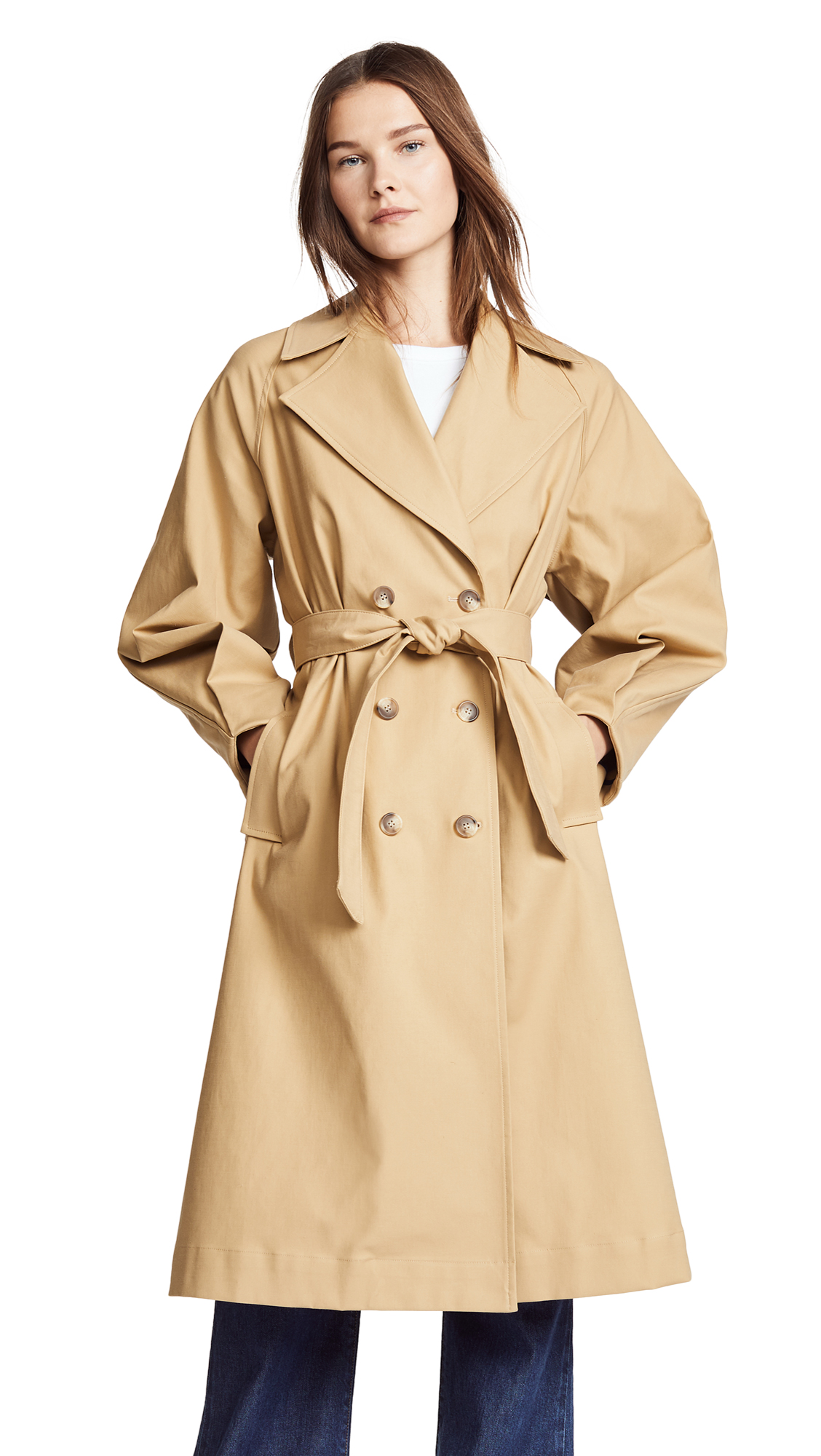 KAMILLE TRENCH COAT