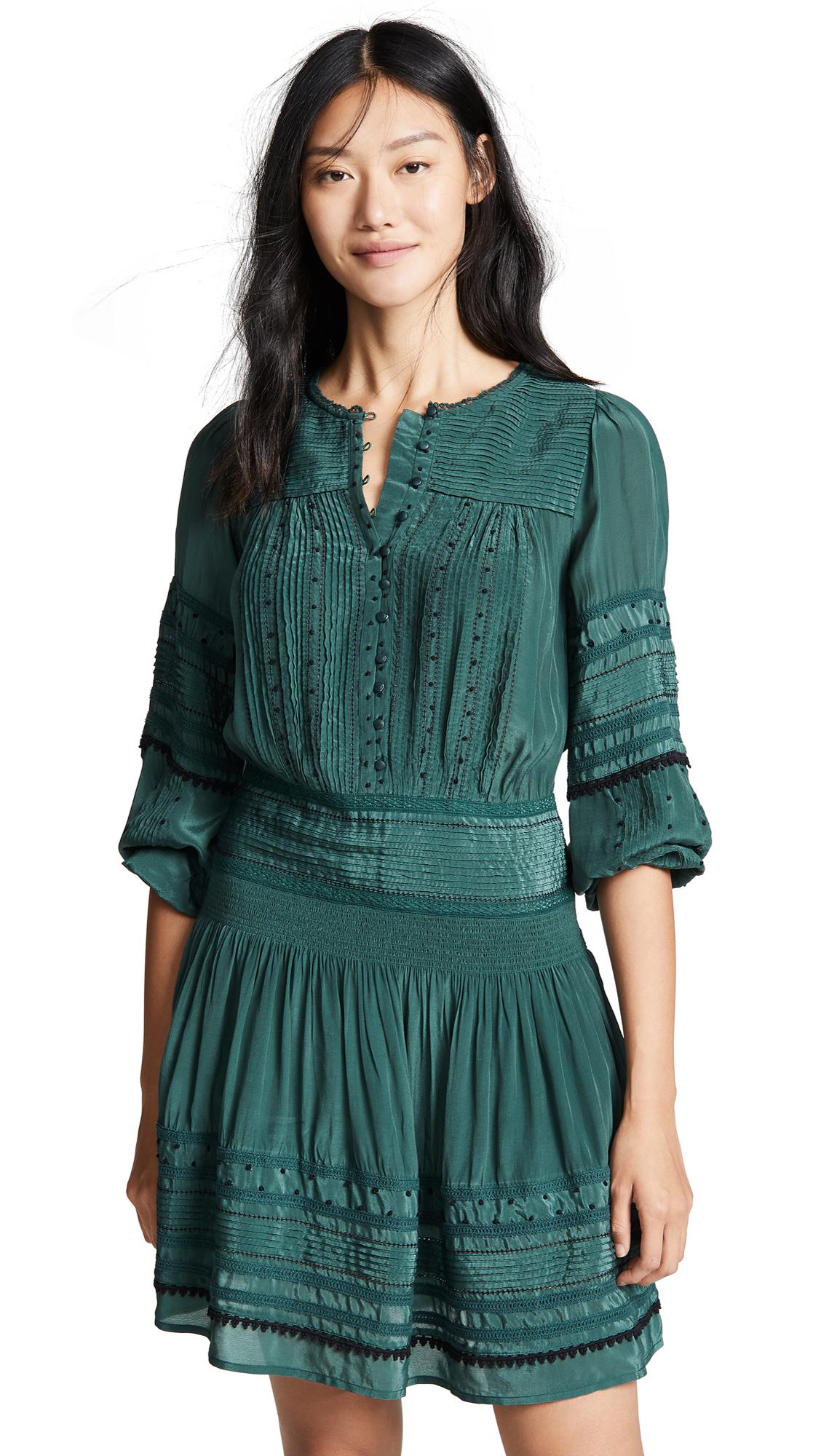 AZZEDINE TUNIC DRESS