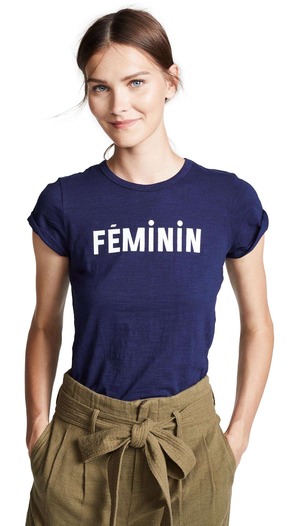 FEMININ TEE
