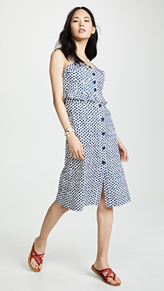 SEA Polka Dot Corset Dress